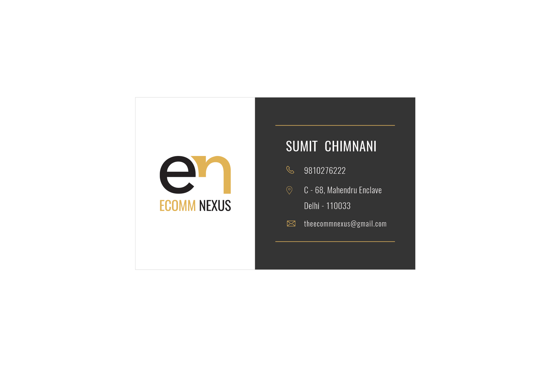 visitingCard-ecomm-nexus