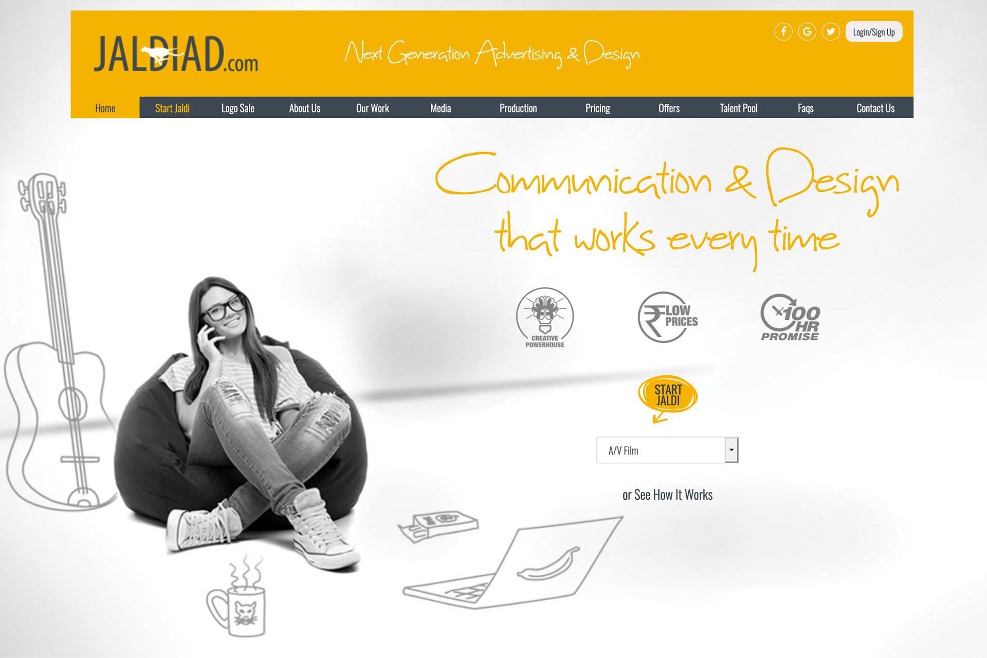 website-jaldiAd