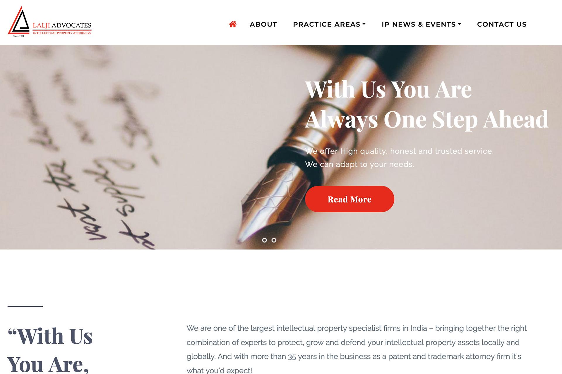 website-lalji-advocates